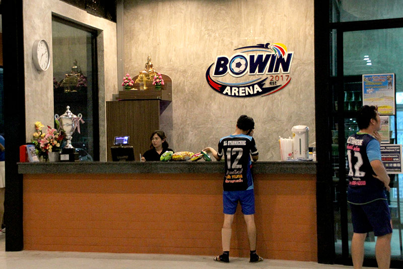 Bowin 40